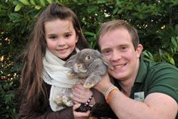 school trip at Paradise Wildlife Park Outreach