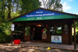 Peak  - Trentham Treetop Adventures school groups