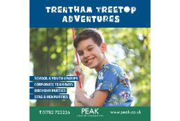 Peak  - Trentham Treetop Adventures photograph