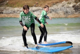 Watersports, Sustainability and Beach Studies school groups