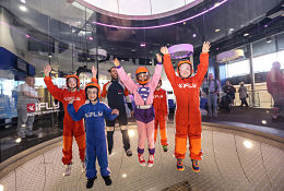 iFLY Indoor Skydiving Workshop - Manchester