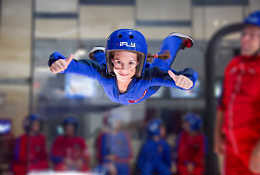 iFLY Indoor Skydiving Workshop - Basingstoke