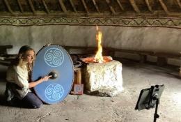 Prehistory Online Learning Workshops photograph