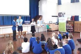 Alcohol and Drug Awareness Workshops photograph