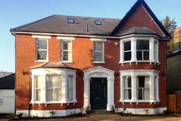 Ravensbourne Group Accommodation House