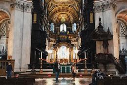 Religious Studies London photograph