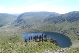 Real Adventure - Lake District school groups