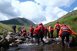Real Adventure - Yorkshire Dales school groups