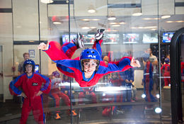 iFLY Indoor Skydiving Workshop - Milton Keynes