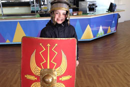 Roman Invaders school groups