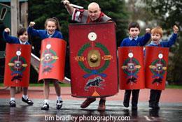 Roman Tours UK photograph