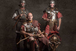 Roman Tours UK school groups