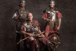 Roman Tours UK school groups