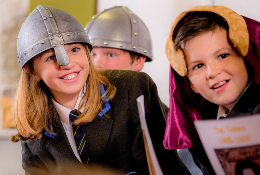 Carisbrooke Castle school groups