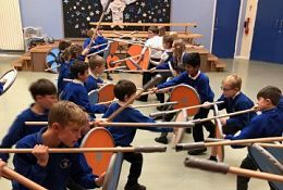 Viking and Saxon Workshops