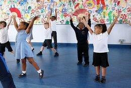International & Multicultural Dance Workshops school groups