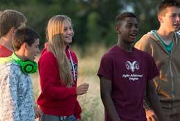 school trip at Dearne Valley - Kingswood