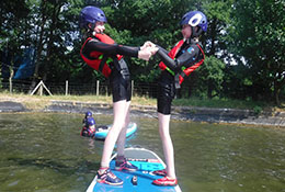 Longtown Outdoor Learning Centre school groups