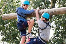 school trip at Dukeshouse Wood Kingswood