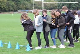 Team Building and Resilience school groups