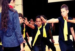 Creating & Devising school groups
