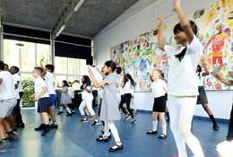 Musicals Dance Workshops