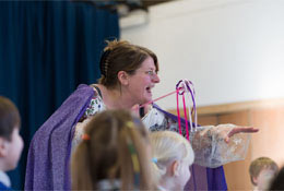 Introducing Shakespeare- Engage and Inspire school groups