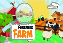 school trip at Forensic Farm