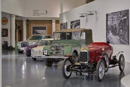 British Motor Museum school groups
