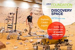 STEM Discovery Centre photograph