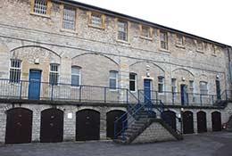 Shepton Mallet Prison photograph