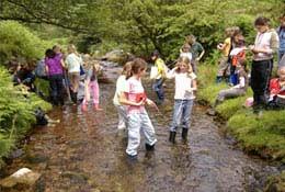 Skern Lodge school groups