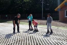 school trip at Ackers Adventure Birmingham