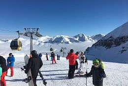 Austria Ski Adventure school groups