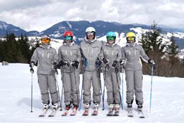 school trip at Austria Ski Trips
