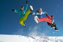 school trip at SkiBound