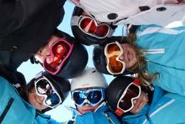 SkiBound school groups