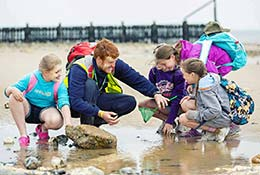 Kingswood centres - South East England school groups