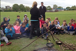 Prehistory and Stone Age Workshops