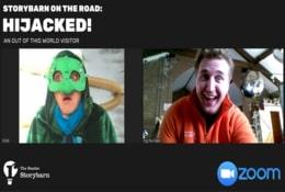 Storybarn On the Road: DIGITAL school groups