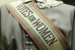 Suffragettes Workshop