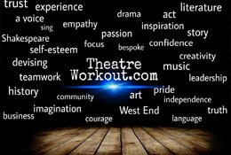 Theatre Workout Education school groups
