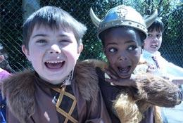 Vikings school groups