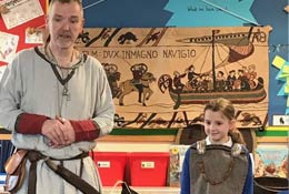 Longship Trading Company Viking & Saxon Workshop