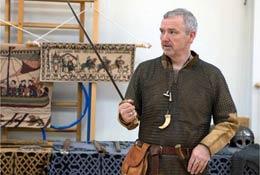 Longship Trading Company Viking & Saxon Workshop school groups