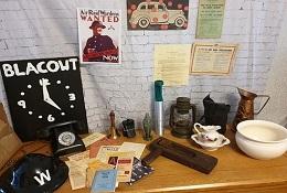 school trip at Gweithdy Ail Rhyfel Byd/WWII Workshop