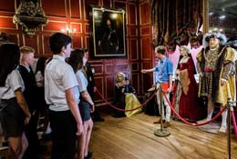Warwick Castle school groups