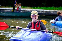 Ackers Adventure Residential centre school groups