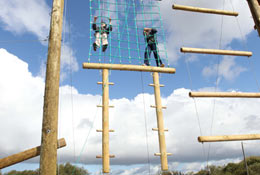 school trip at ACUK Whitemoor Lakes