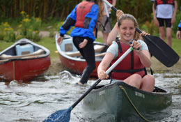 Whitlingham Adventure school groups